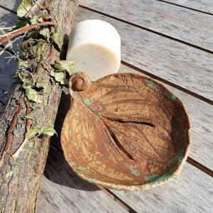 mydelniczka leaf liść soap