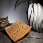 soap dish mydelniczka hand made