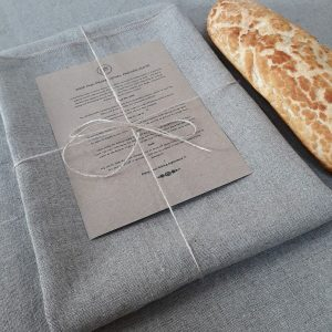 płótno piekarnicze len do chleba